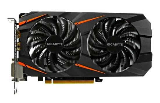 Gigabyte WINDFORCE OC GTX 1060