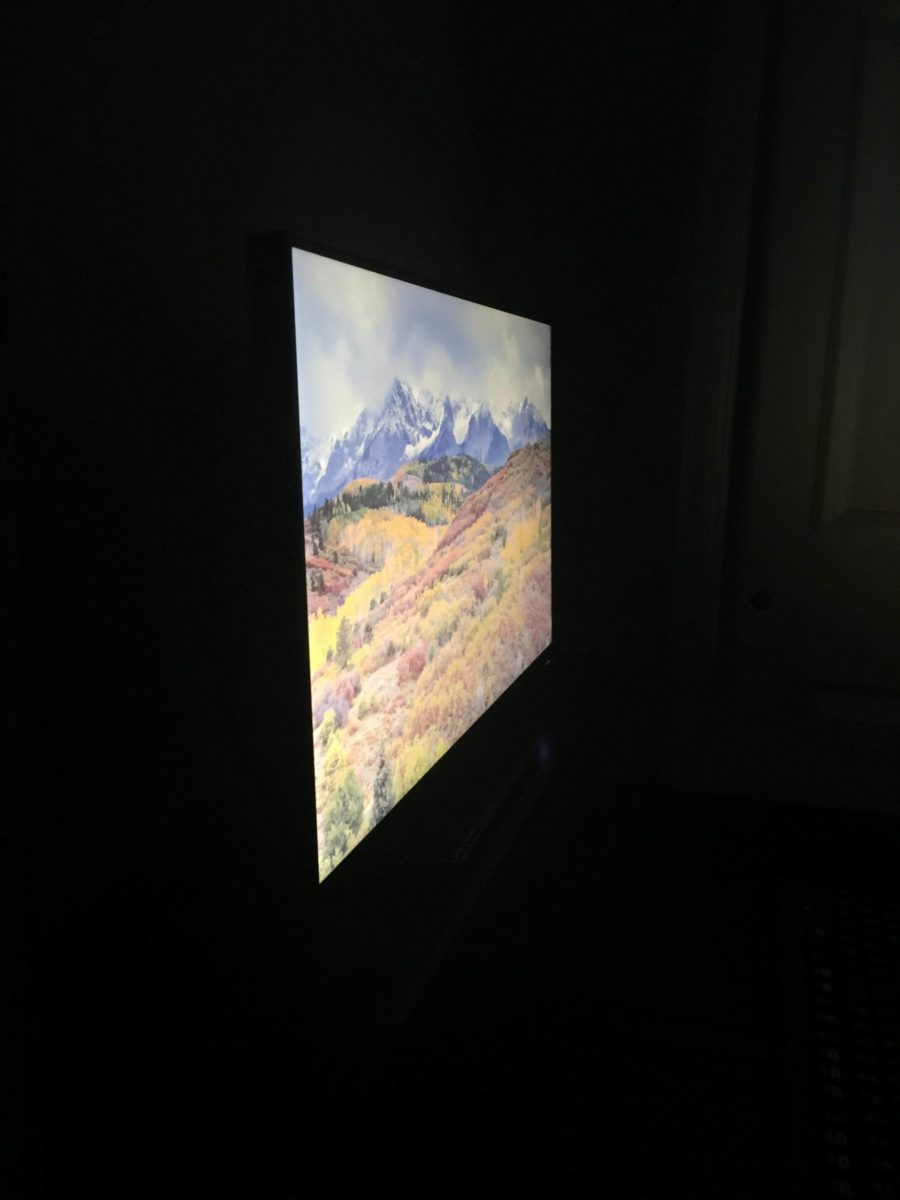 Dell S2417DG review left viewing angles