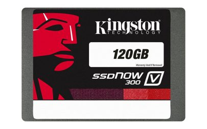 Kingston Digital 120GB SSDNow V300 SATA 3 2.5 Solid State Drive