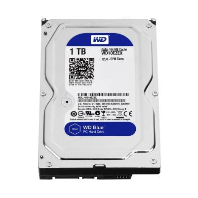 WD Blue 1TB SATA 7200 RPM 600 Dollar Gaming PC Build HDD