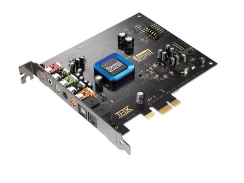 Creative Sound Blaster Recon3D SB1350 Quad Core Sound Card