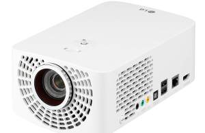 LG PF1500W Smart Home Theater Projector under 1000