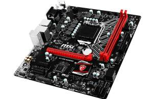MSI H110M Gaming Motherboard