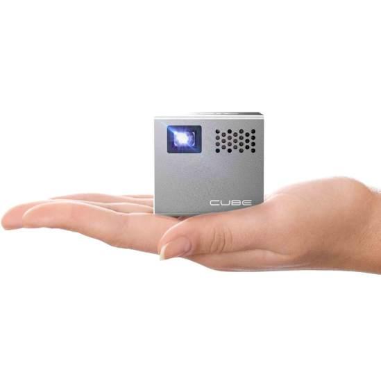 RIF6 CUBE Pico Projector