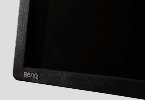 BenQ XL2411 Gaming Monitor Logo View