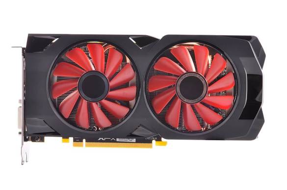 XFX RX 570 RS 4GB XXX Edition