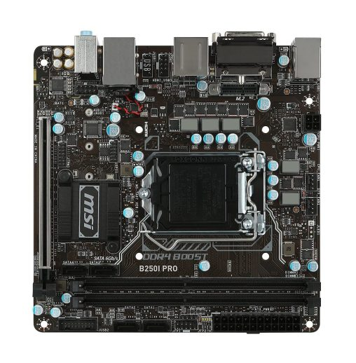 MSI Pro Series B250I PRO Mini ITX Motherboard