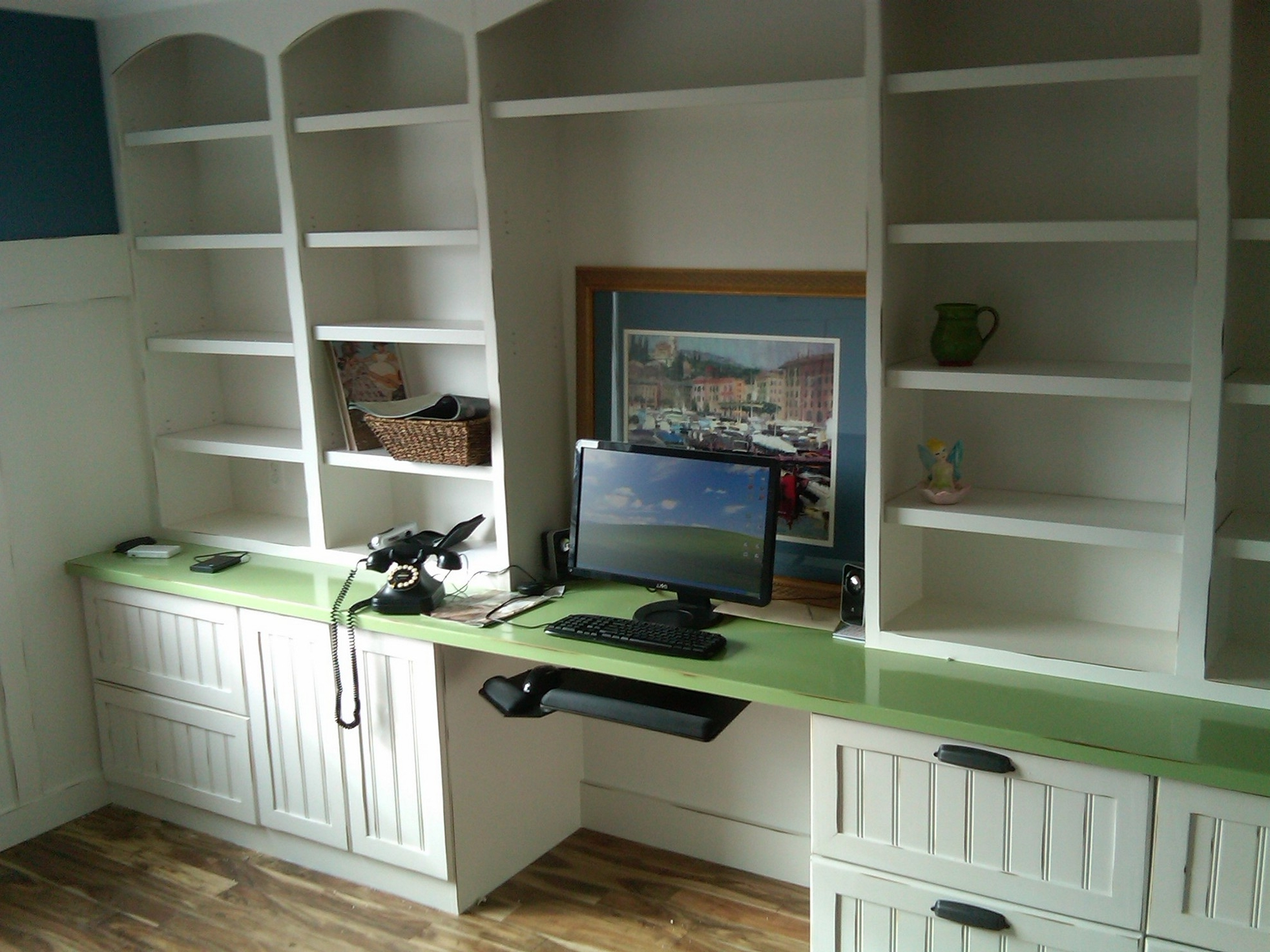 15 Best Collection Of Bookcases With Desk