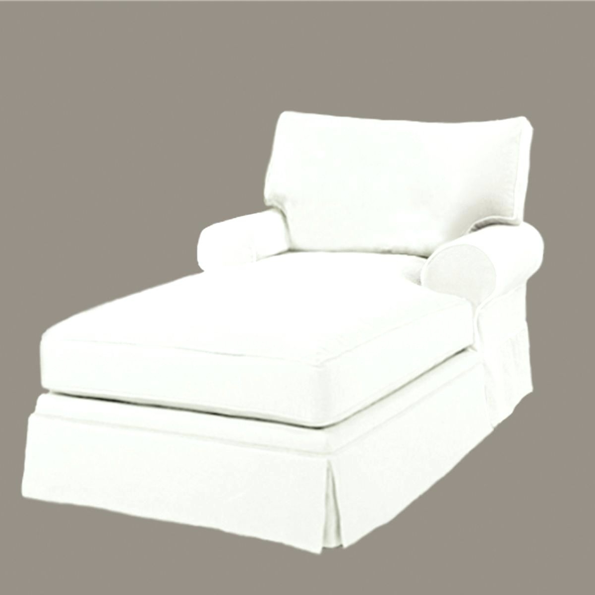 Chaise Lounge Chair Indoor 15 Ideas Of Indoor Chaise Lounge Slipcovers