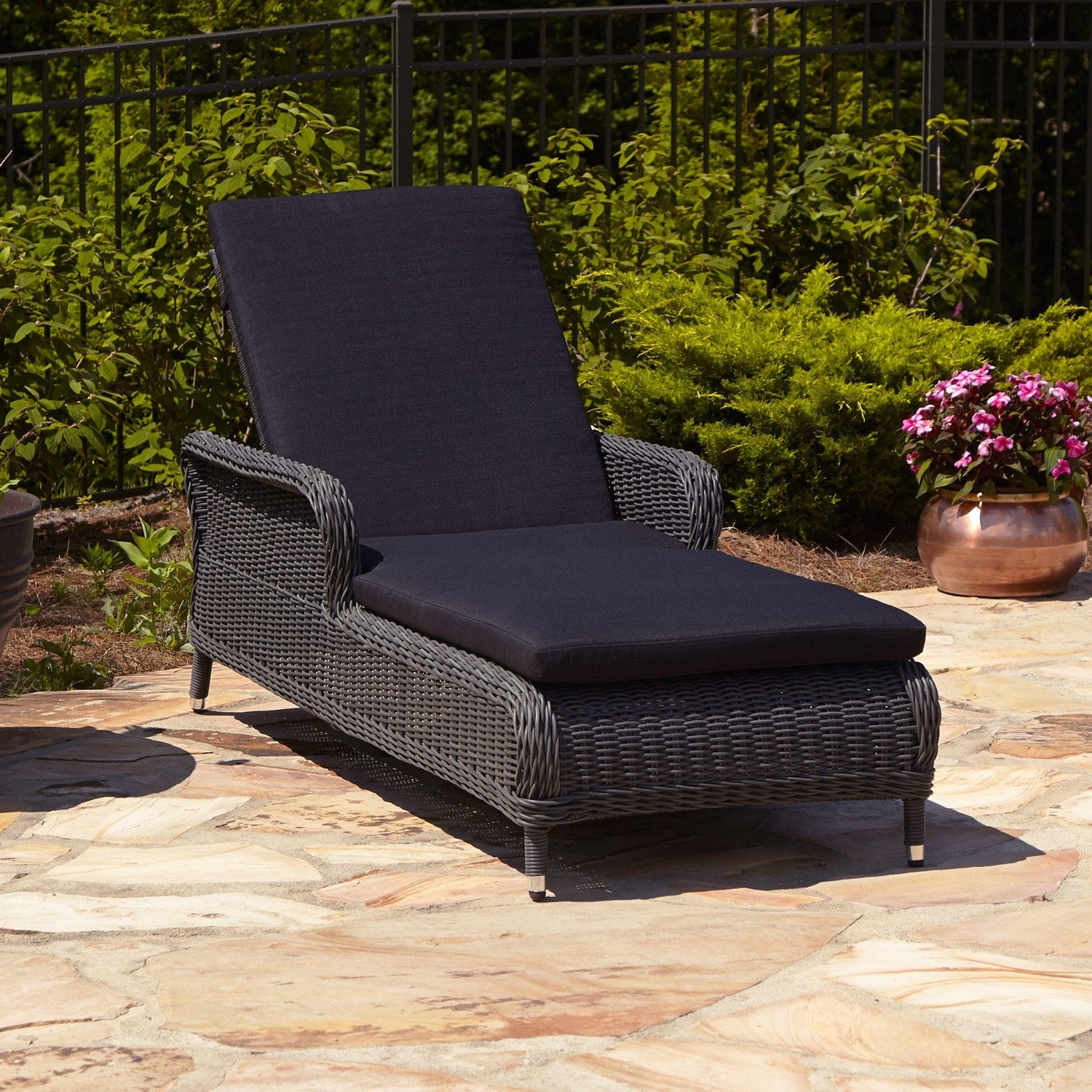 Pool Deck Chairs Top 15 Of Chaise Lounge Reclining Chairs For Outdoor