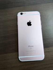 iPhone アイフォン6S 高額買取