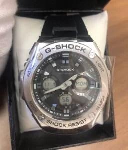 G-SHOCK Gスチール