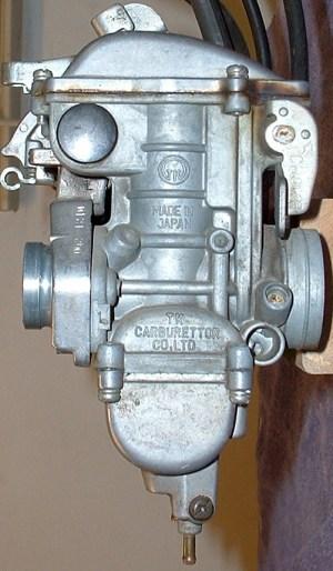 Teikei TK22 carburetor information
