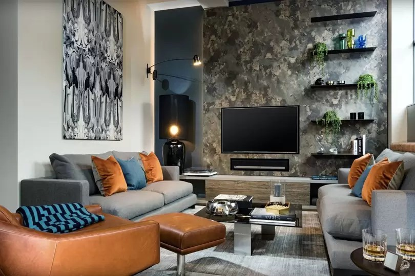 How To Style Your Living Room With Designer Daniel Hopwood