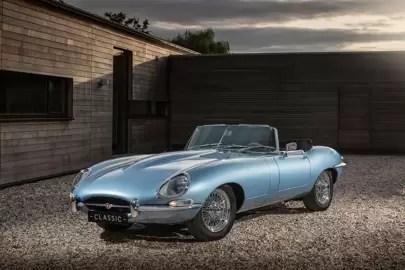 The Jaguar E Type Zero Revealed British Gq