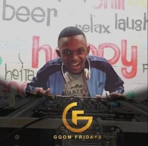 GqomFridays Mix Vol.74 (Mixed By StingRay)