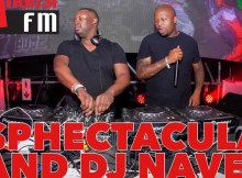 SPHEctacula DJ - GagasiFM Kings Of The Weekend House Mix for Naves Bday