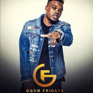 GqomFridays Mix Vol.91 (Mixed by K-Dot)
