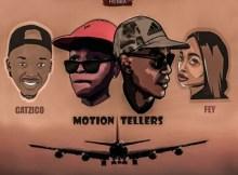 Motion Tellers feat. Catzico, Fey & Street Volume - Ndizamshini (Remix)