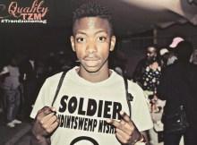 DeejayListoe & Dj Tommy x Dj Soldier - Asibambeki (Gqom Skelem)