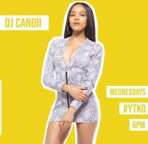 Dj Candii - YFM YTKO Gqomnificent Mix (2019.04.24)
