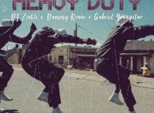 Dammy Krane - Heavy Duty Ft. DJ Zinhle & Gabriel Youngstar
