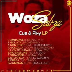 Woza Sabza - Cue and Play