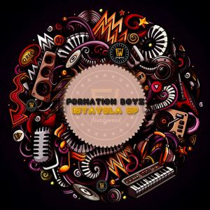 Formation Boyz - Amanzi (Ft. Abangani Bethu, Mholy Ghost & Smash Oconsayo)