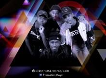 Formation Boyz x Cultivated Soulz - AmaGongo