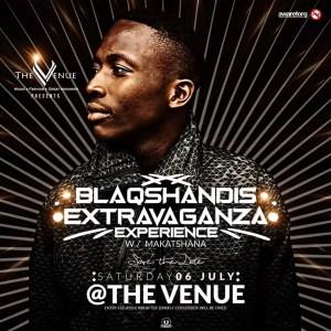 BlaqShandis - Extravaganza Experience Mixtape
