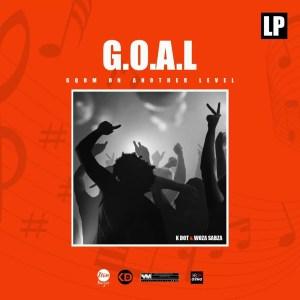 K Dot & Woza Sabza - Gqom On Another Level (G.O.A.L), Latest gqom music, gqom tracks, gqom music download, club music, afro house music, mp3 download gqom music, gqom music 2019, new gqom songs, south africa gqom music.