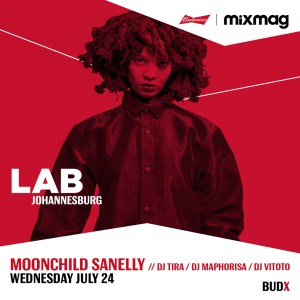 Moonchild Sanelly & DJ Vitoto - Live Gqom set in The Lab Johannesburg