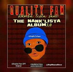 Quality Fam (Nank' ULiista) - Umthetho (feat. Baseline vs Mshimane)