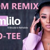 DJ Zinhle - Umlilo ft. Mvzzle & Rethabile (PRO-TEE Gqom Remake)