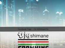 Dj Mshimane - Gqom Universe (Konakele Vox)