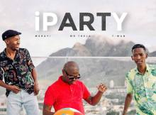 Mshayi - Iparty (feat. Mr. Thela & T-Man)