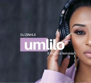DJ Zinhle Ft. Muzzle & Rethabile - Umlilo (The Elevatorz Remake)