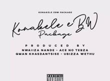 uBizza Wetu & Nade Nwaiiza - Izizwe (Emotional Gqom)