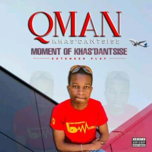 Qman Khasdantsis - The Moment of Khasdantsis EP
