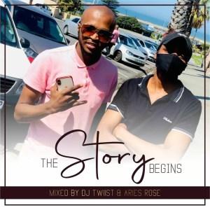 Dj Twiist & Aries Rose - The Story Begins (Mixtape)