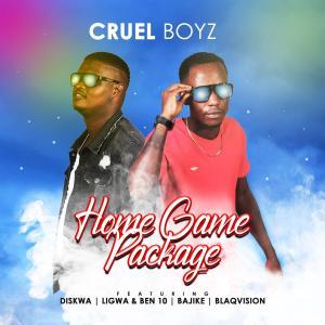 Cruel Boyz - BlackJuice (feat. Blaqvision)