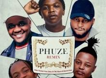 Dlala Thukzin - Phuze Remix ft. Zaba, Sir Trill, Mpura & Rascoe Kaos