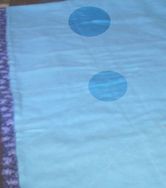 Using Flannel Backing (1/5)
