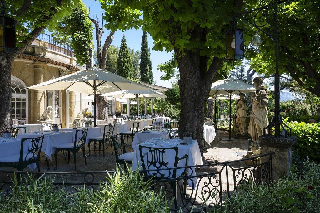 la table du pigonnet restaurant aix en provence viamichelin