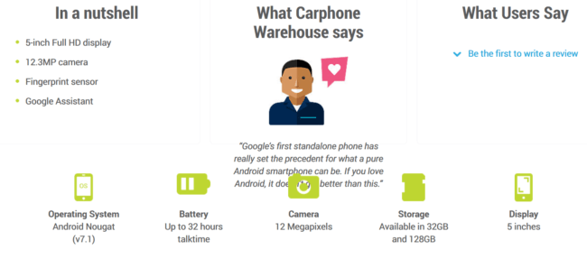 carphone-warehouse-posts-listings-for-the-google-pixel-and-google-pixel-xl-1