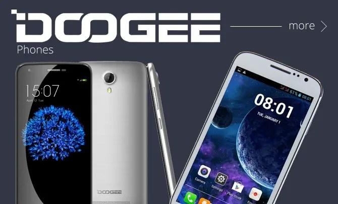 doogee smartphones