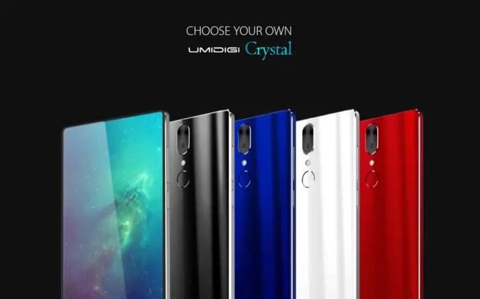 umidigi crystal plus