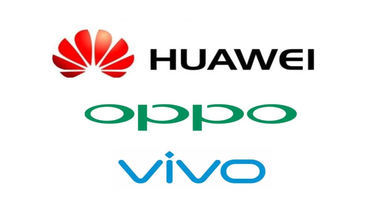 Huawei, Oppo & Vivo: Προβλέπεται μείωση πωλήσεων για το 2017