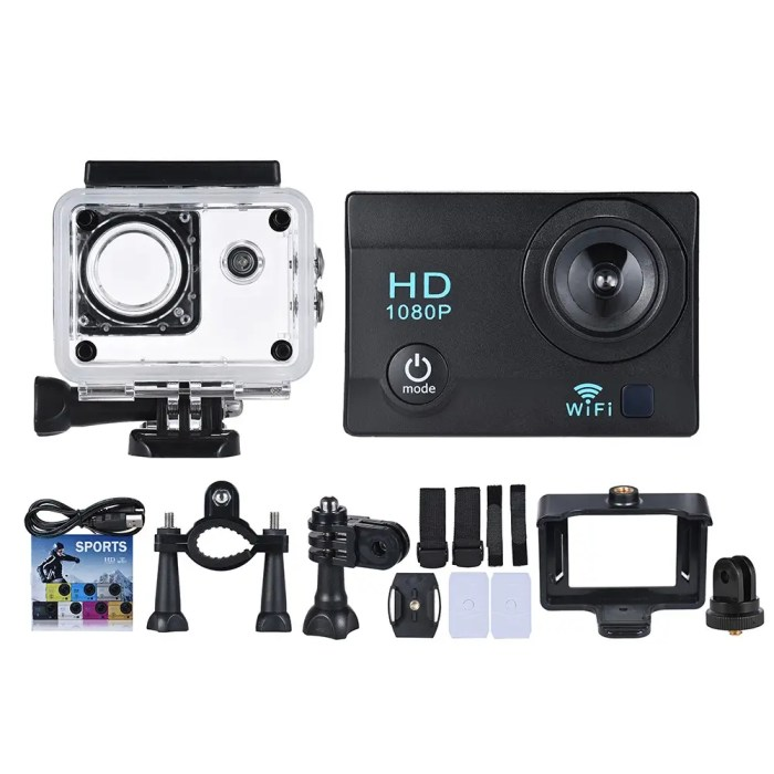 Full HD Action Sports Camera