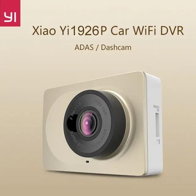 Xiaomi Xiaoyi Dash camera